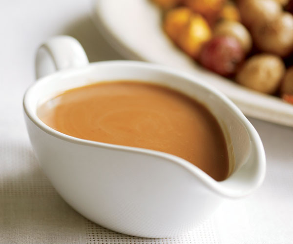 Thanksgiving Turkey Gravy  Classic Pan Gravy Recipe FineCooking