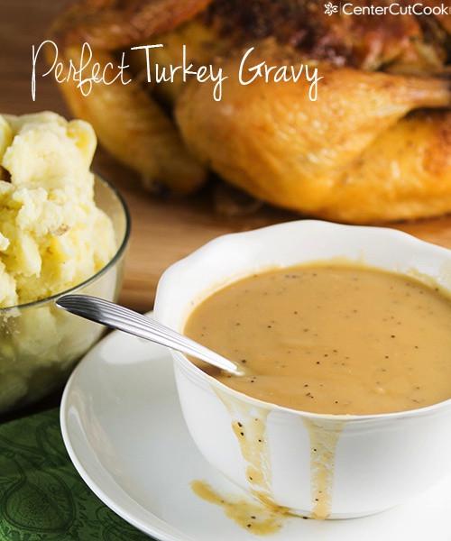 Thanksgiving Turkey Gravy  Perfect Turkey Gravy Recipe