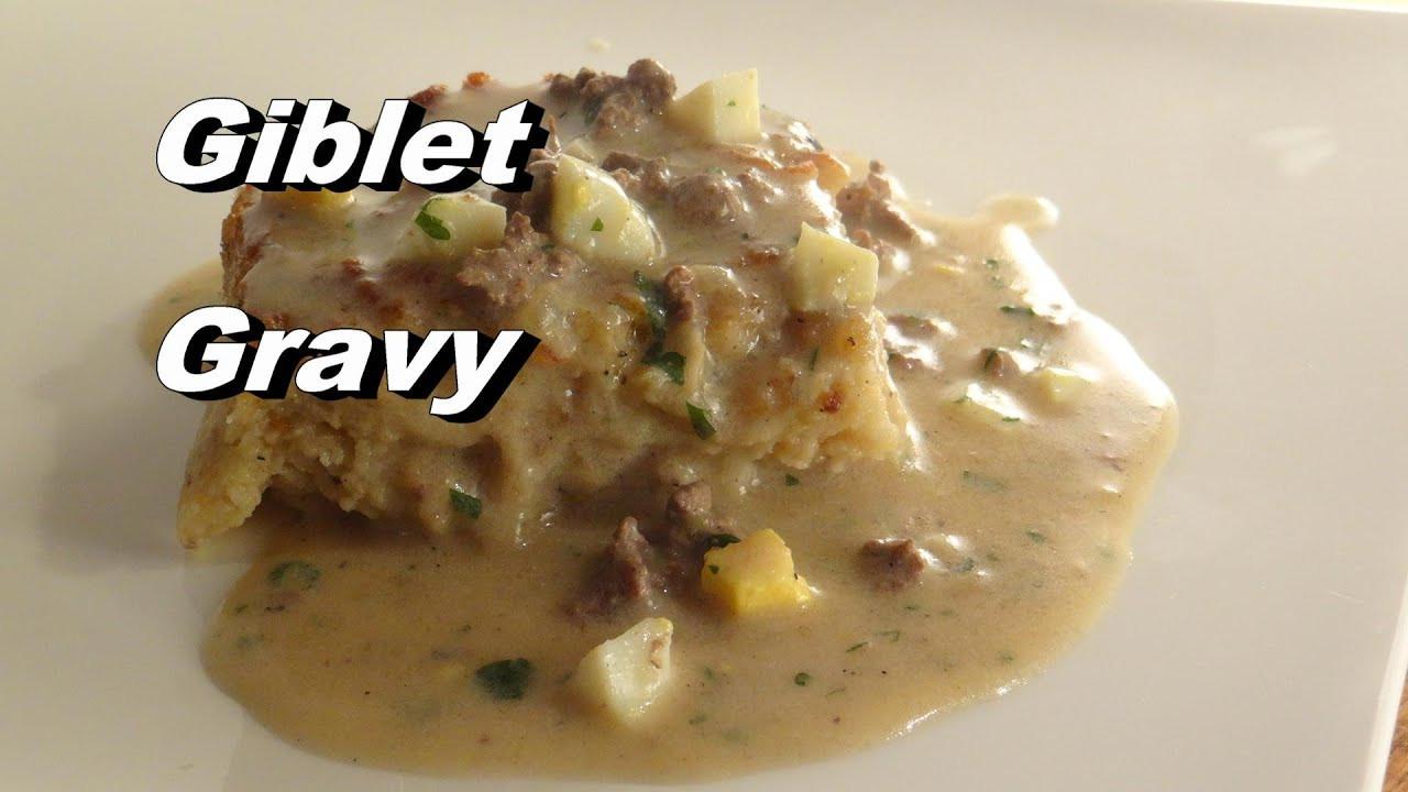 Thanksgiving Turkey Gravy  Southern Giblet Gravy Recipe It s Just Not Thanksgiving