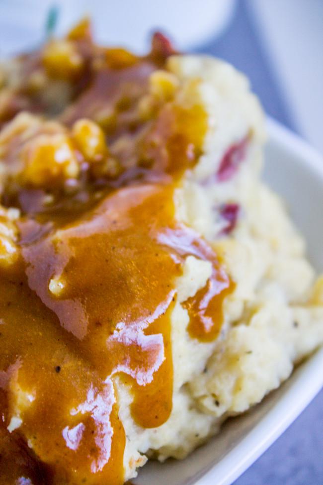 Thanksgiving Turkey Gravy  Make Ahead Turkey Gravy for Thanksgiving The Food Charlatan