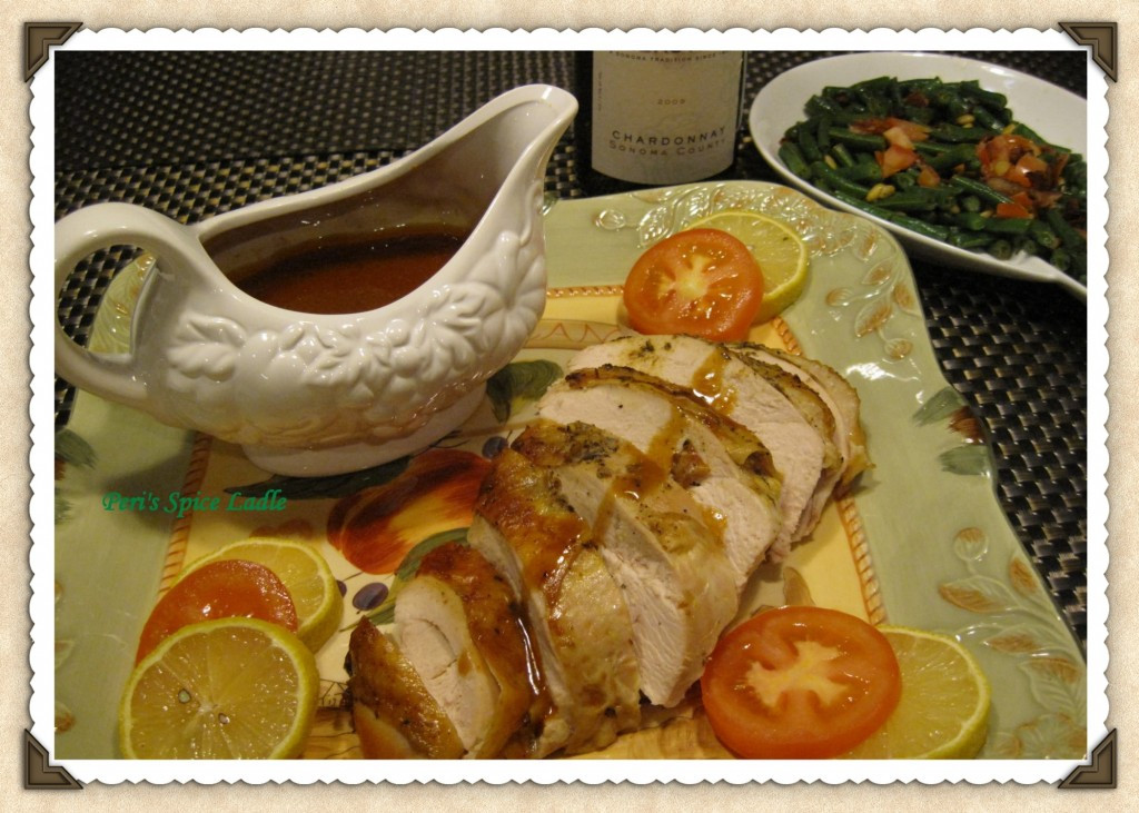 Thanksgiving Turkey Indian Style  India's Unique Flavors for Thanksgiving Day…The Turkey