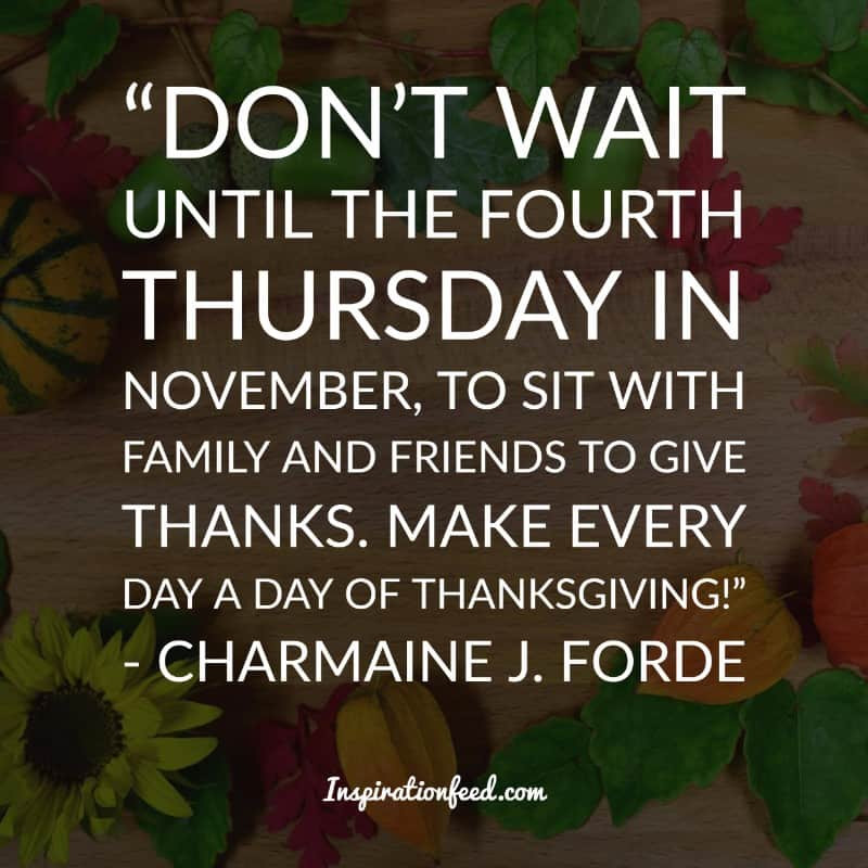 Thanksgiving Turkey Quotes  30 Thanksgiving Quotes To Add Joy To Your Family