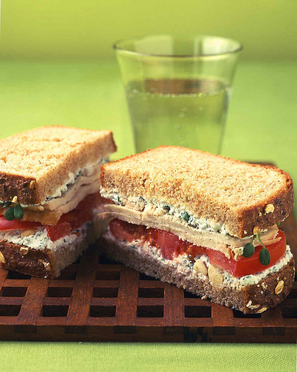 Thanksgiving Turkey Sandwich  Turkey Sandwich Recipes