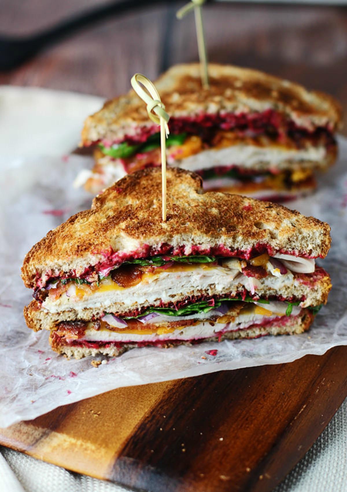 Thanksgiving Turkey Sandwich  10 Best Turkey Sandwich Recipes Thanksgiving Leftover