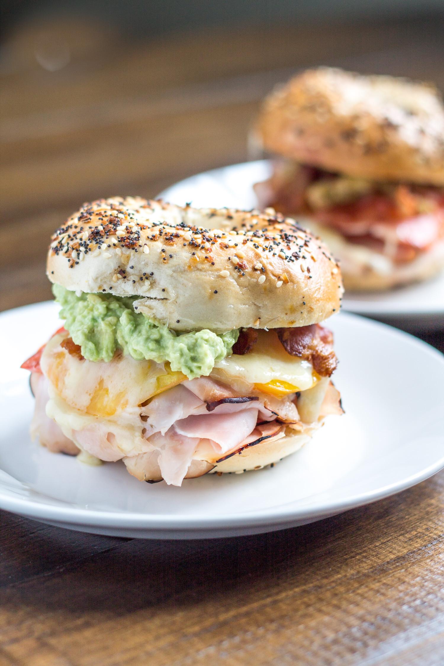 Thanksgiving Turkey Sandwich  The Best Turkey Sandwich thekittchen