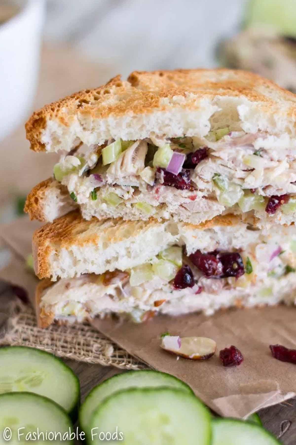 Thanksgiving Turkey Sandwich  12 Best Turkey Sandwich Recipes Thanksgiving Leftover