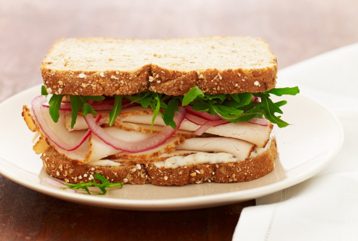 Thanksgiving Turkey Sandwich  Best Recipes for Shabbat Lunch Joy of Kosher