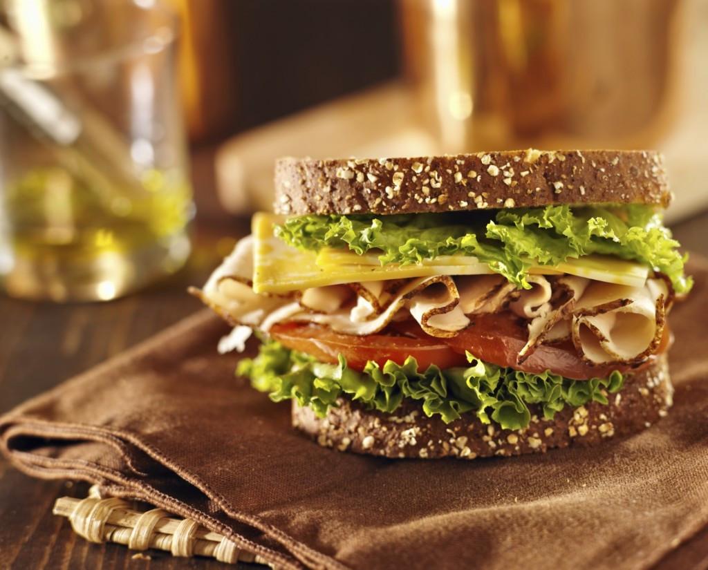 Thanksgiving Turkey Sandwich  Sandwich Day 4 Sandwich Ideas for Leftover Thanksgiving