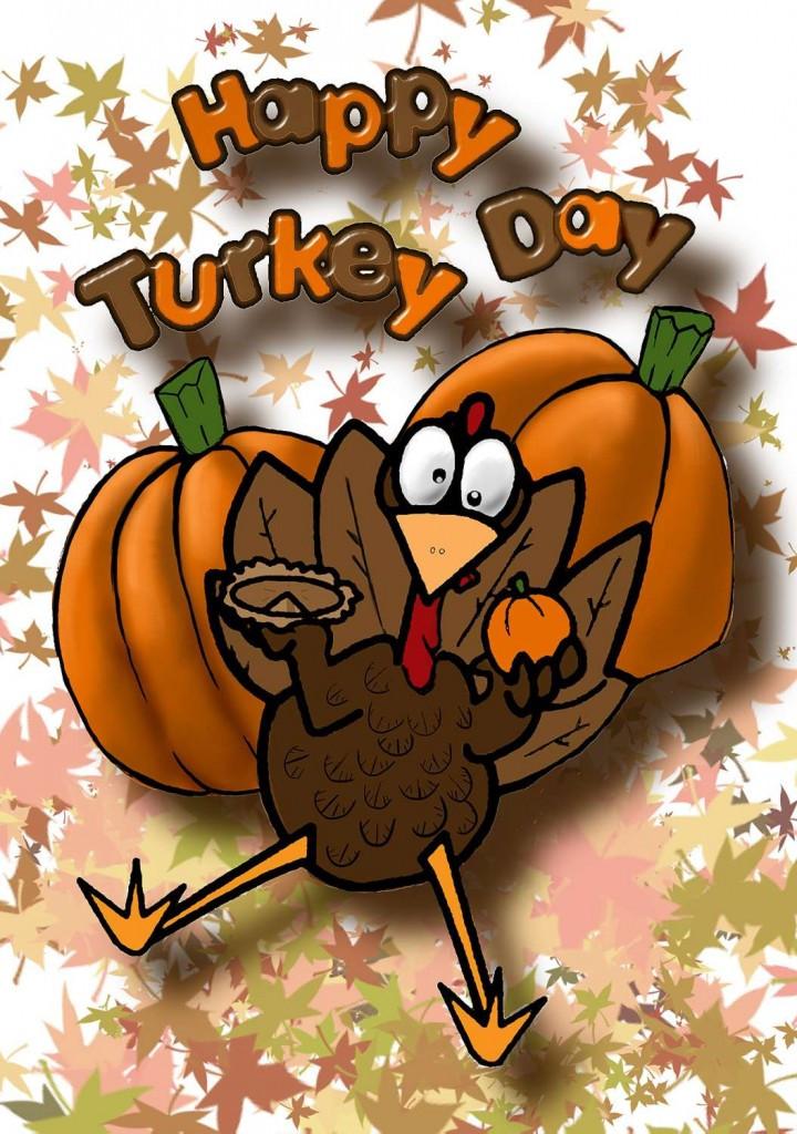 Thanksgiving Turkey Wallpaper  Wallpaper World Happy Thanksgiving