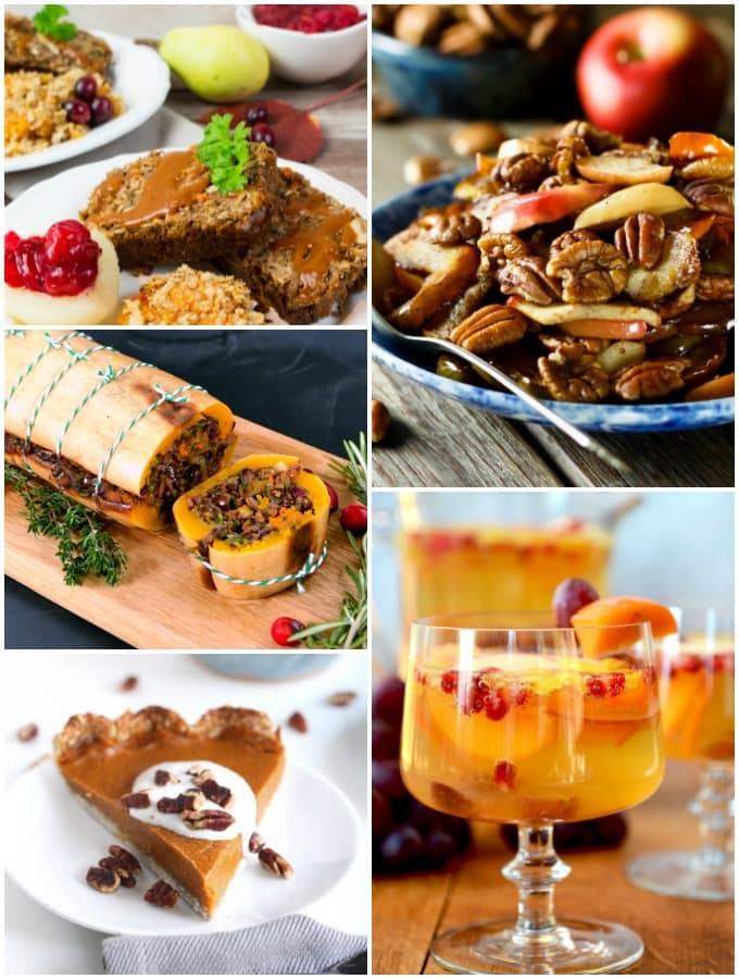 Thanksgiving Vegan Dishes  28 Vegan Thanksgiving Recipes Vegan Heaven