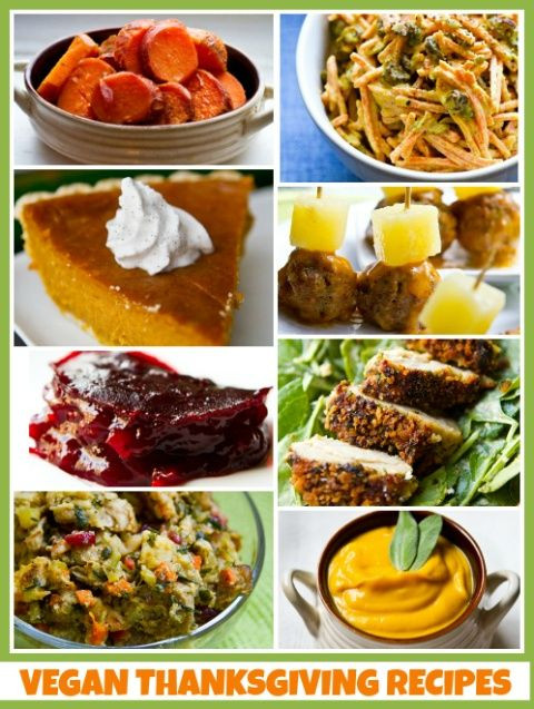 Thanksgiving Vegan Dishes  17 Best images about Thanksgiving Recipes on Pinterest