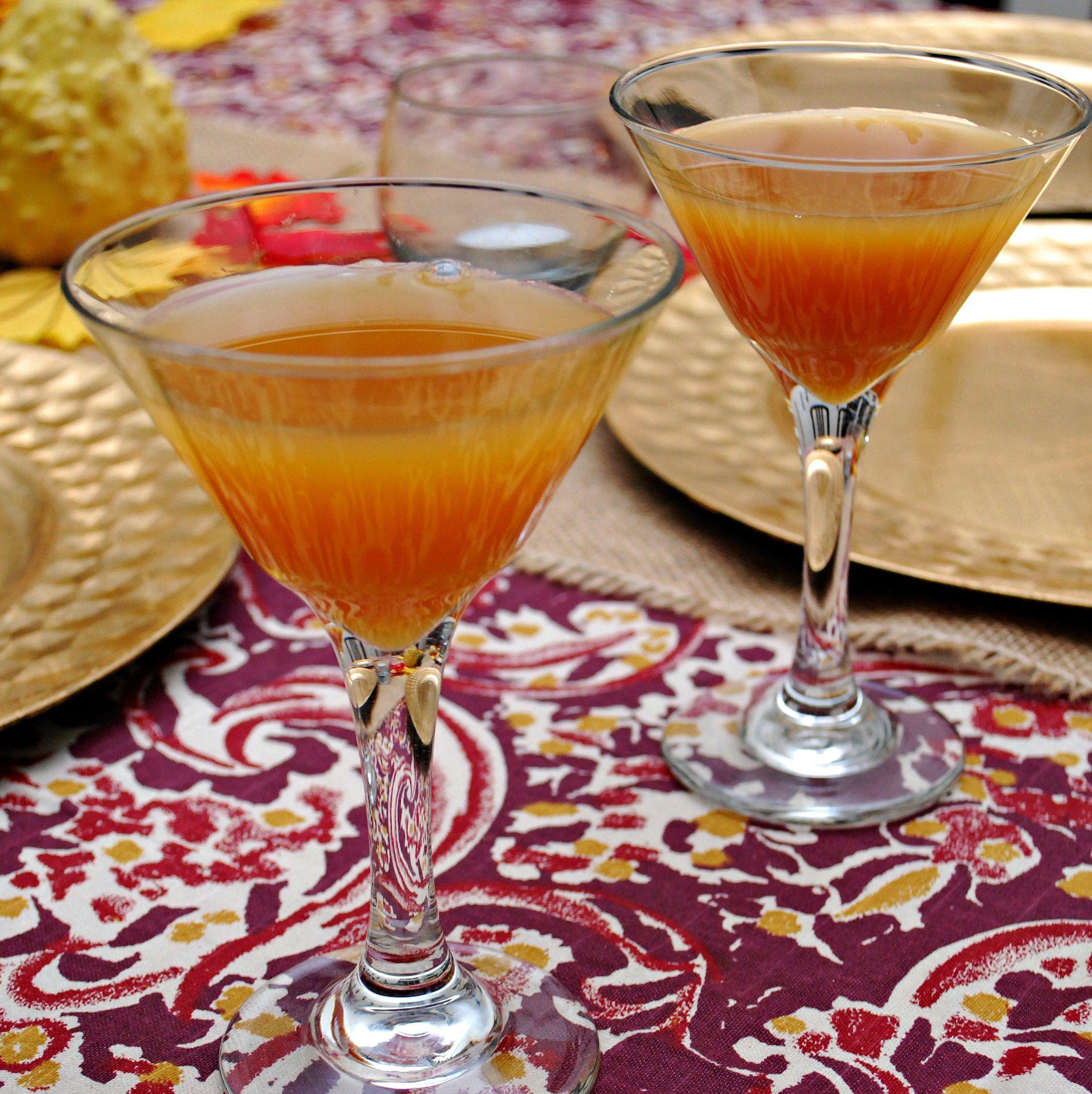 Thanksgiving Vodka Drinks  Thanksgiving Cider Vodka Cocktail Recipe