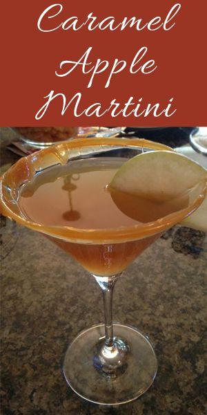 Thanksgiving Vodka Drinks  1000 ideas about Caramel Apple Martini on Pinterest