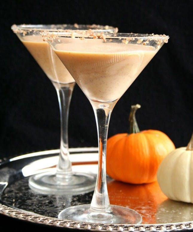 Thanksgiving Vodka Drinks  15 Thanksgiving Cocktail Recipes to Liven Up Your Holiday