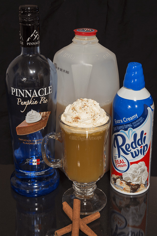 Thanksgiving Vodka Drinks  Holiday Mixed Drink Recipe Thanksgiving In A Glass DIY