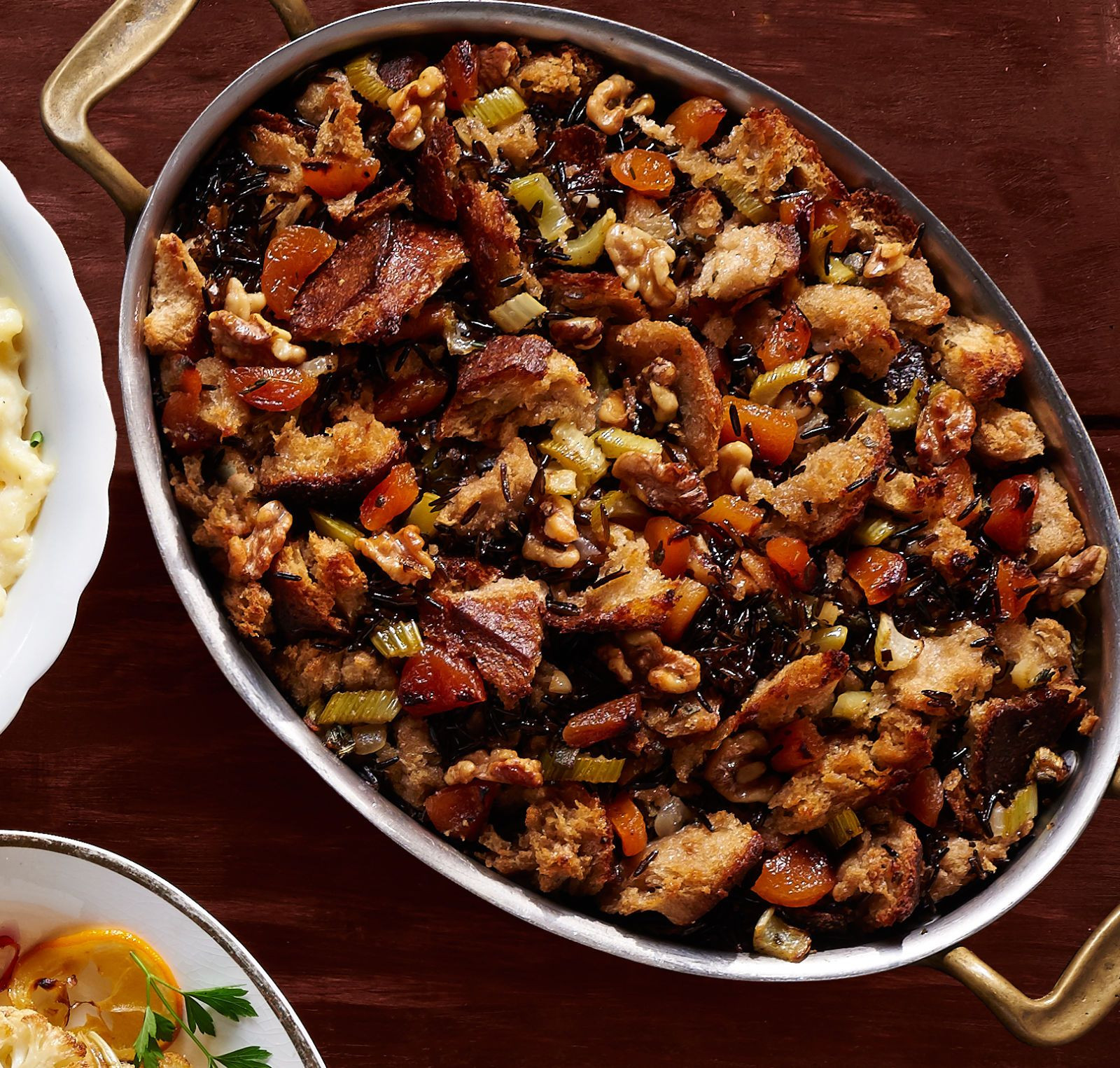 Thanksgiving Wild Rice Stuffing  40 Recipes for Your Best Thanksgiving Stuffing Ever
