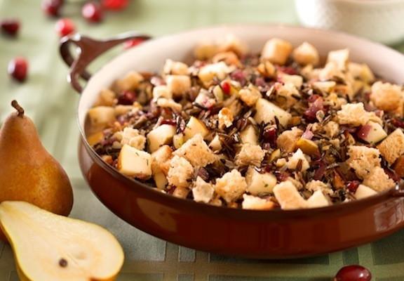 Thanksgiving Wild Rice Stuffing  Vegan Thanksgiving Ve arians Wel e