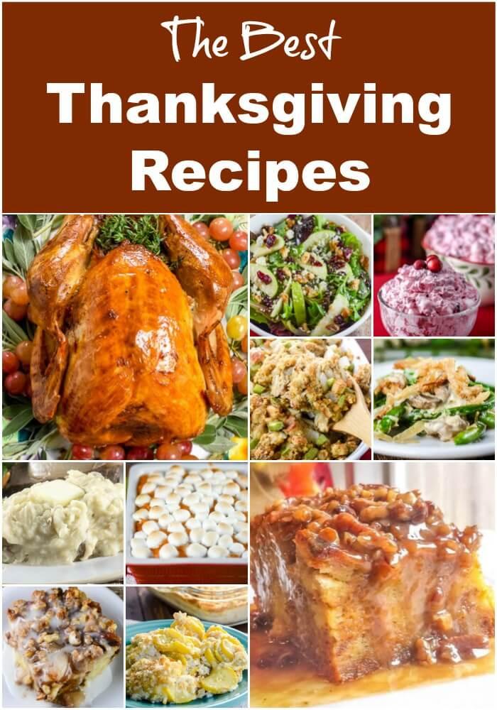 The Best Thanksgiving Desserts  Best Thanksgiving Recipes Flavor Mosaic