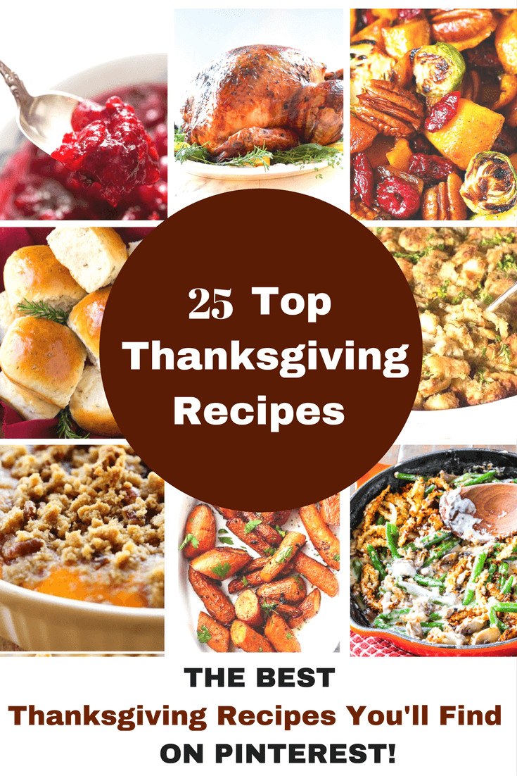 The Best Thanksgiving Desserts  25 Top Thanksgiving Recipes Princess Pinky Girl