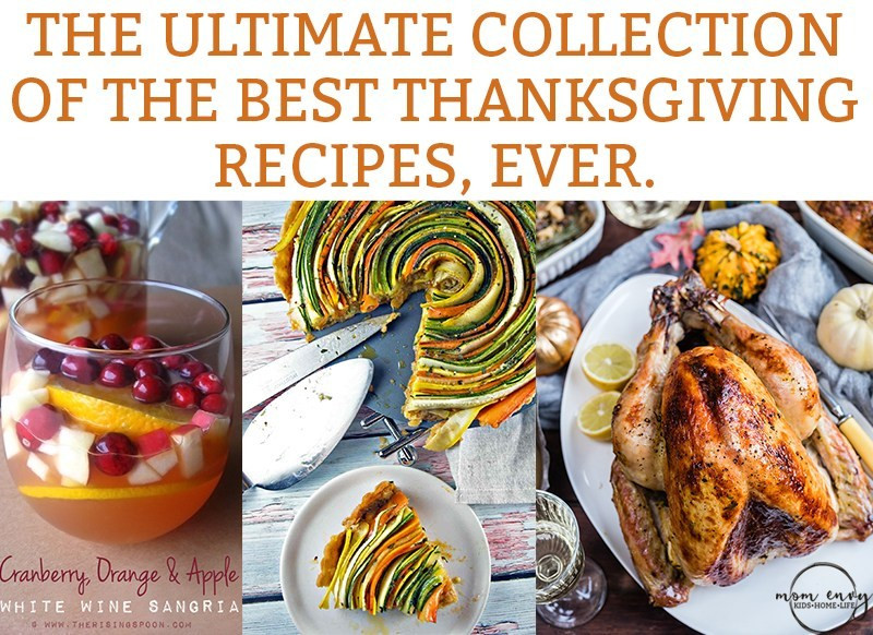 The Best Thanksgiving Desserts  The Best Thanksgiving Recipes Ever The Ultimate