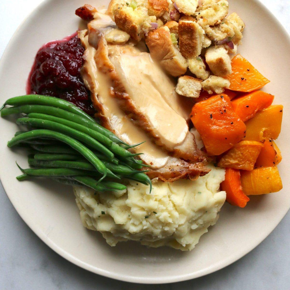To Go Thanksgiving Dinners  Where to Thanksgiving Dinner to go in Toronto 2017
