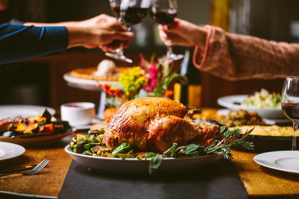 To Go Thanksgiving Dinners  20 Chicago restaurants open on Thanksgiving for dinner or