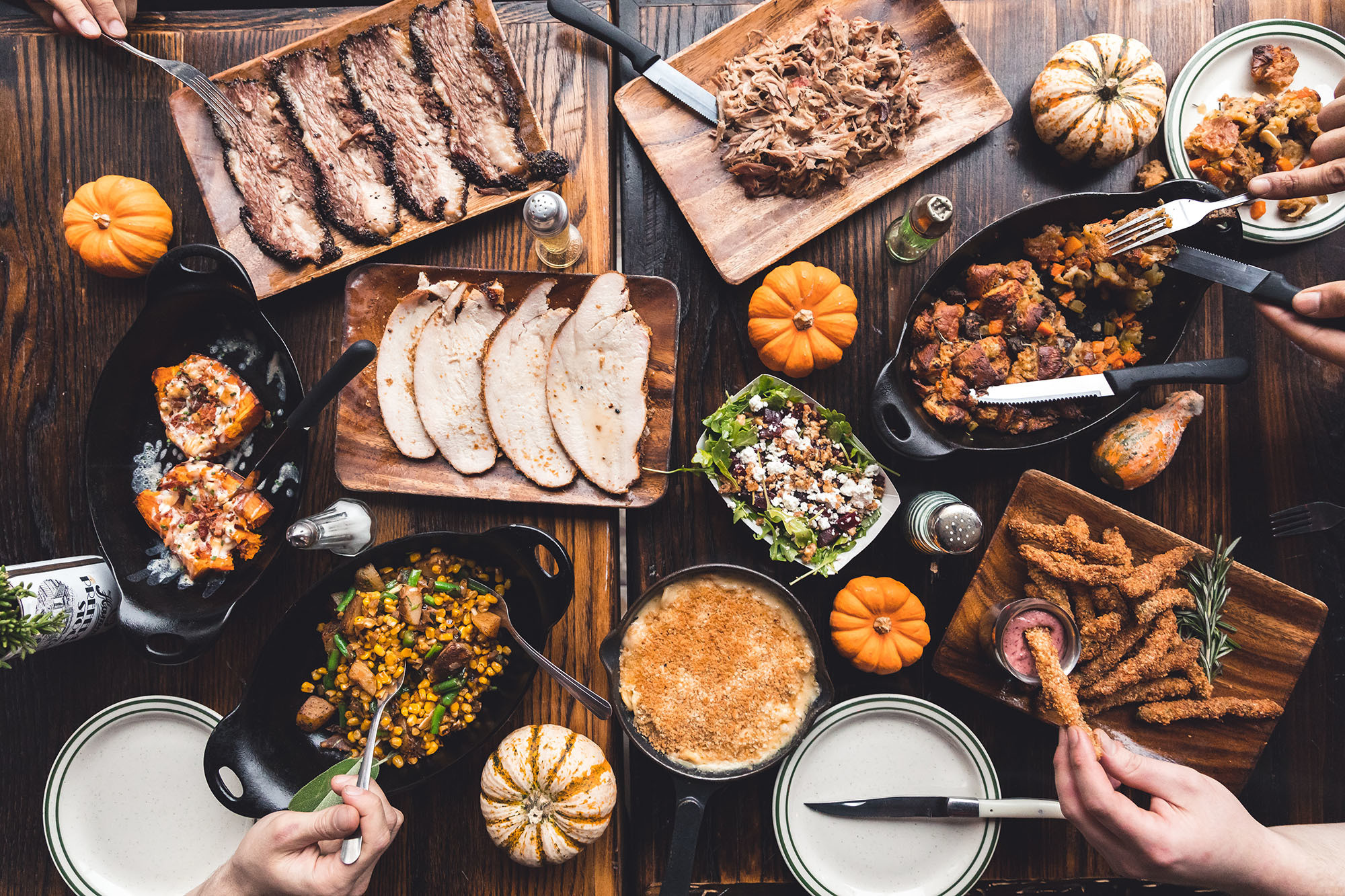 To Go Thanksgiving Dinners  Thanksgiving NYC Guide With Thanksgiving Parade and Places