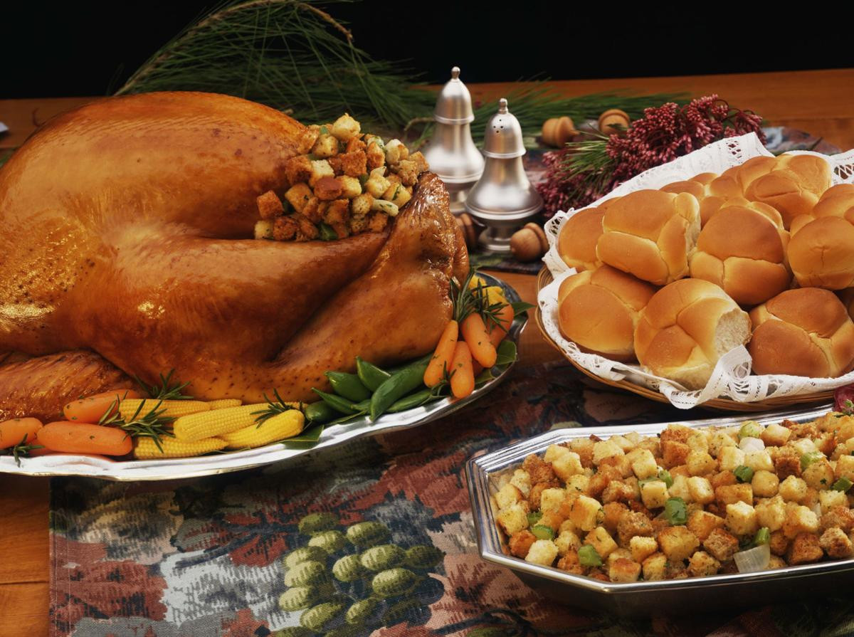 To Go Thanksgiving Dinners  Richmond restaurants serving Thanksgiving dinner 2017