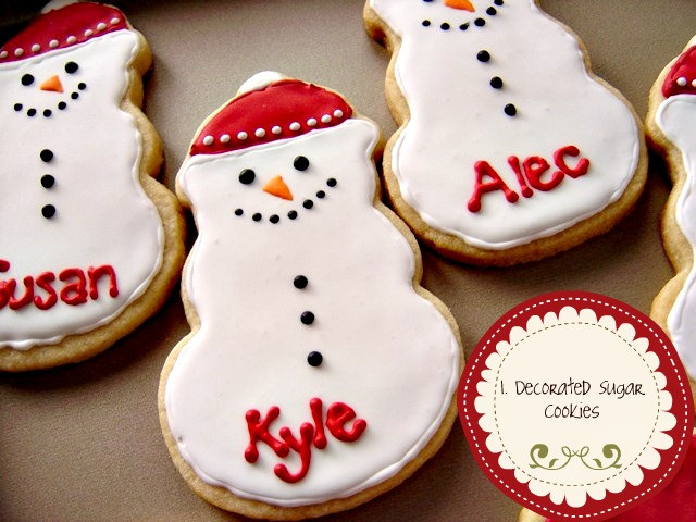 Top Ten Christmas Cookies  Top 10 Christmas Cookies Smells Like Home