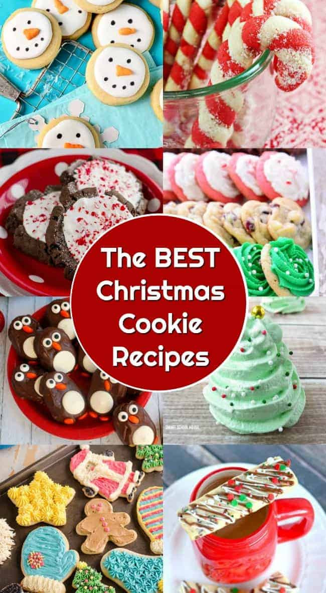 Top Ten Christmas Cookies  Christmas Cookie Recipes The Best Ideas for Your Cookie
