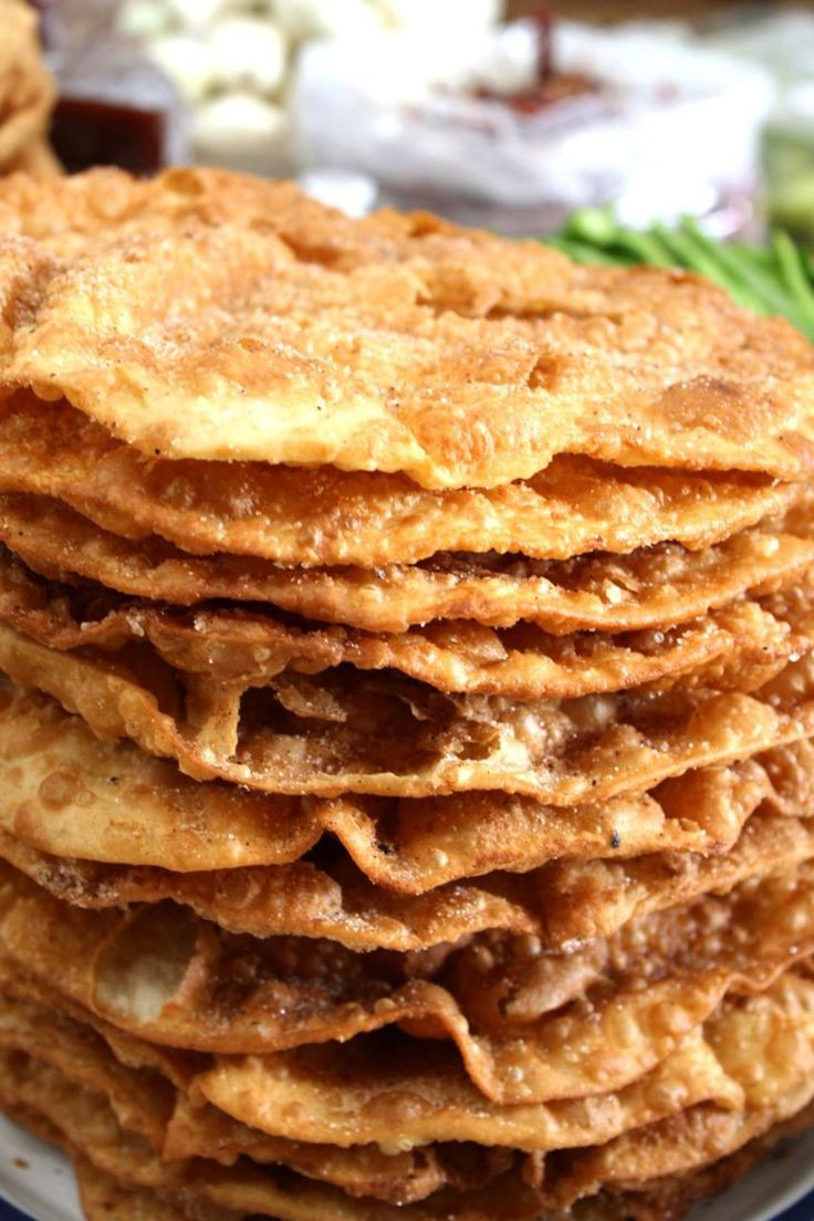 Traditional Mexican Christmas Desserts  Buñuelos postres mexicano Mexican food
