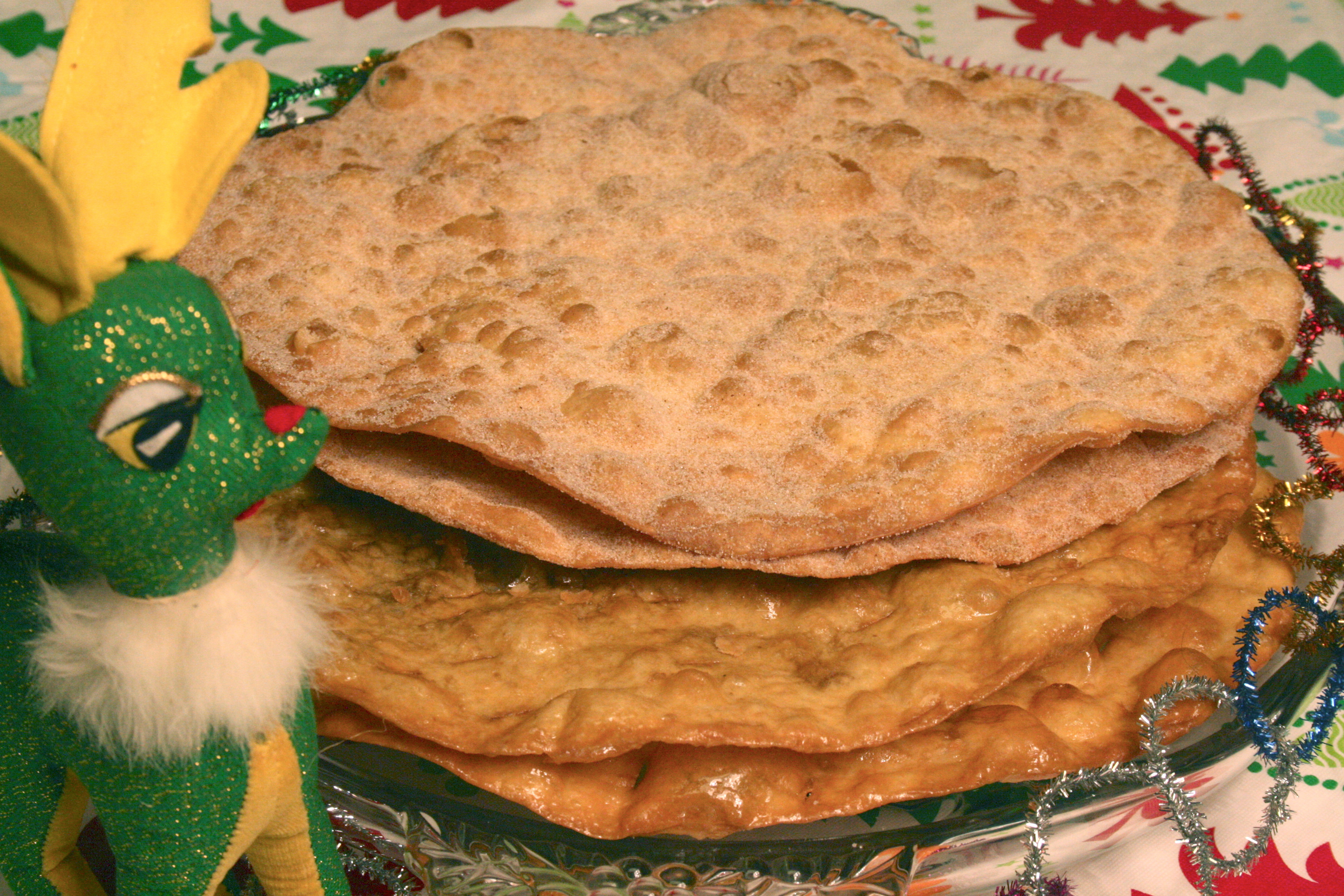 Traditional Mexican Christmas Desserts  Easy to make Buñuelos for a touch of a Mexican Christmas