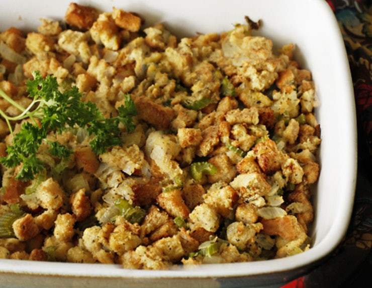 Traditional Thanksgiving Turkey Recipe  7 Easy Thanksgiving Stuffing Recipes That ll Spice Up Your
