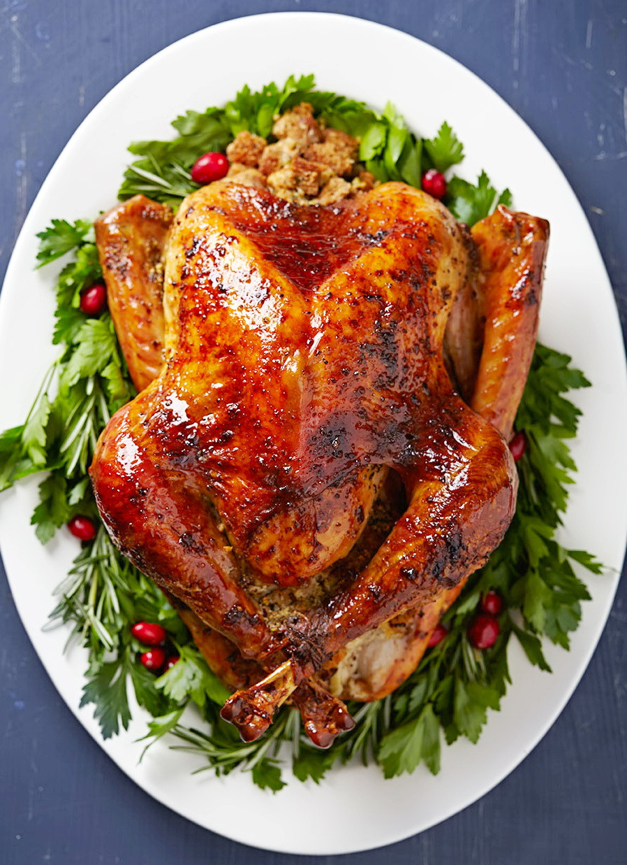 Traditional Thanksgiving Turkey Recipe  1000 images about Thanksgiving on Pinterest