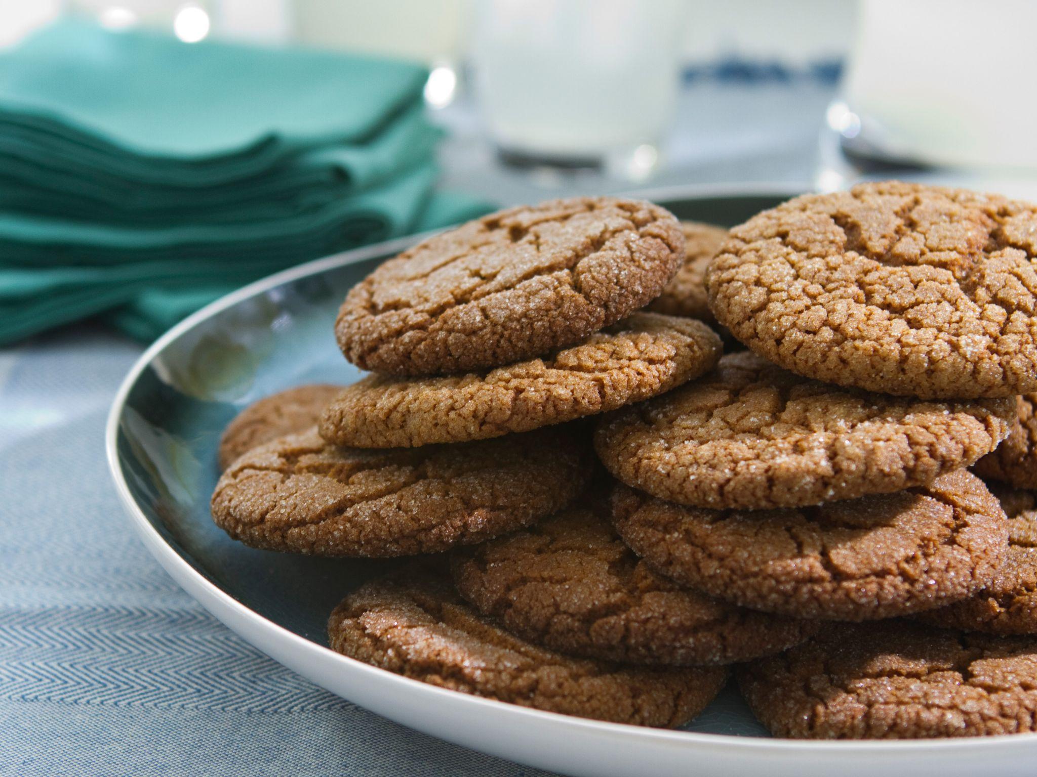 Trisha Yearwood Christmas Cookies  Cinnamon Cookies Recipe