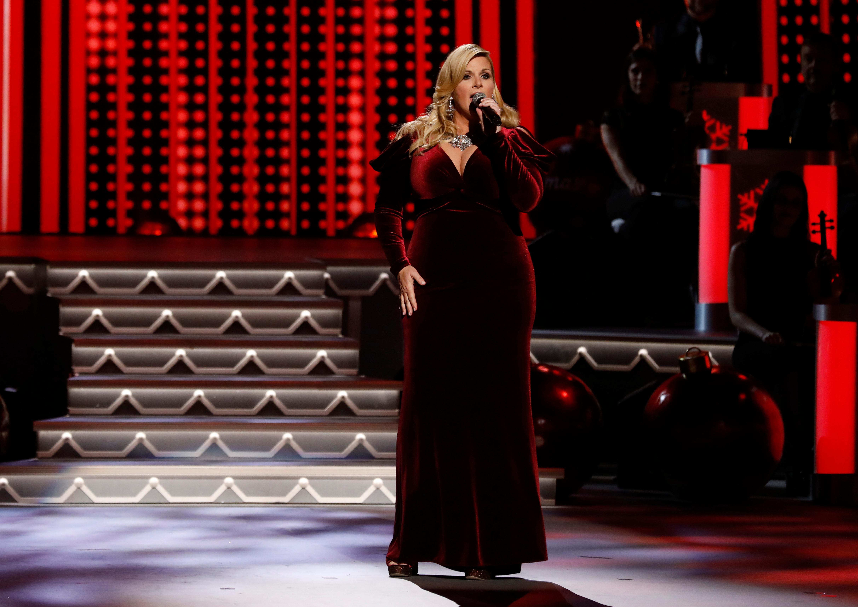 "Trisha Yearwood Hard Candy Christmas  Trisha Yearwood s Version of ""Santa Baby"" Had Just the"