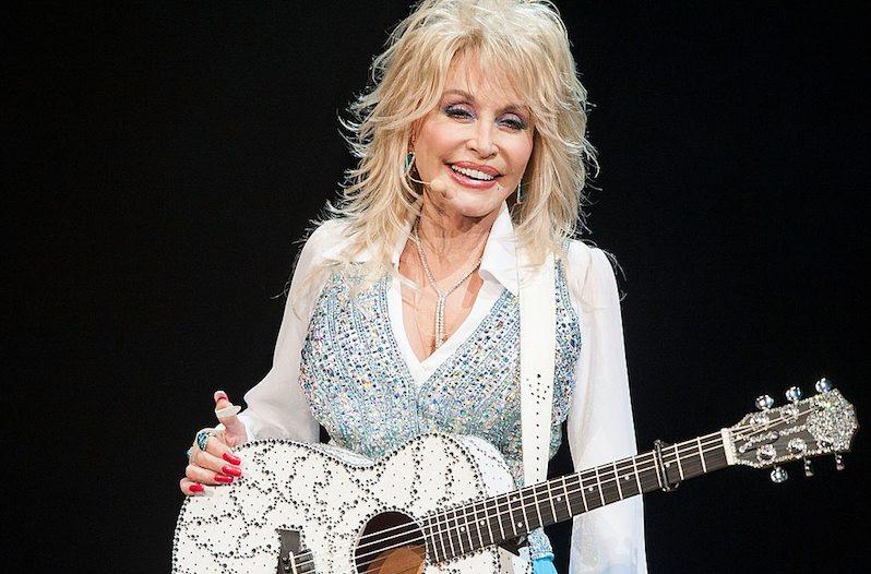 Trisha Yearwood Hard Candy Christmas  Dolly Parton Garth Brooks and Trisha Yearwood Tapped for