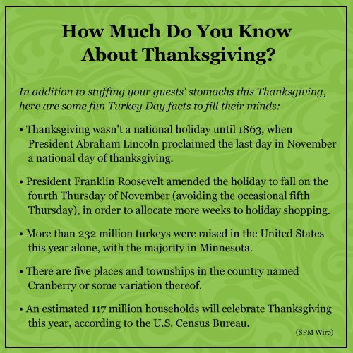 Turkey And Thanksgiving Facts  10 Best images about Holiday Fun for Nonprofits on