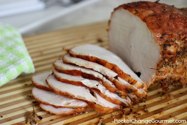 Turkey Breast For Thanksgiving  Oven Roasted Turkey Breast Recipe