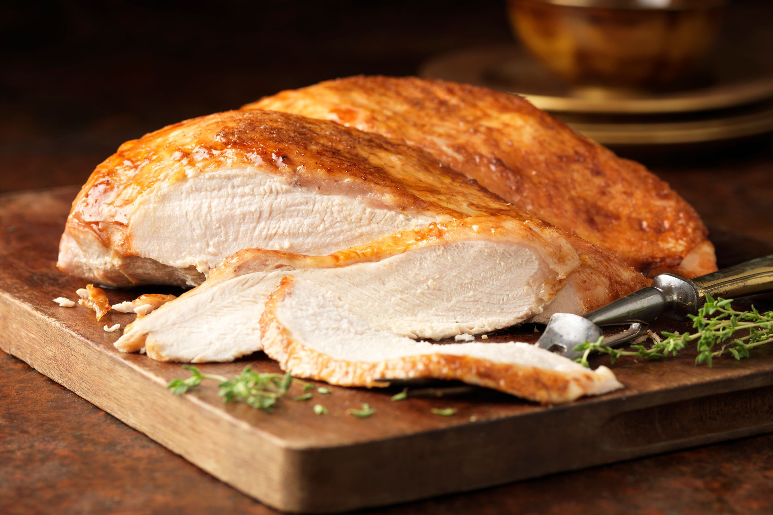 Turkey Breast For Thanksgiving  Roast Turkey Breast Recipe