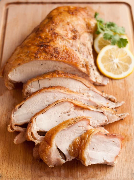 Turkey Breast For Thanksgiving  How To Cook A Turkey Breast Turkey Breast Recipe
