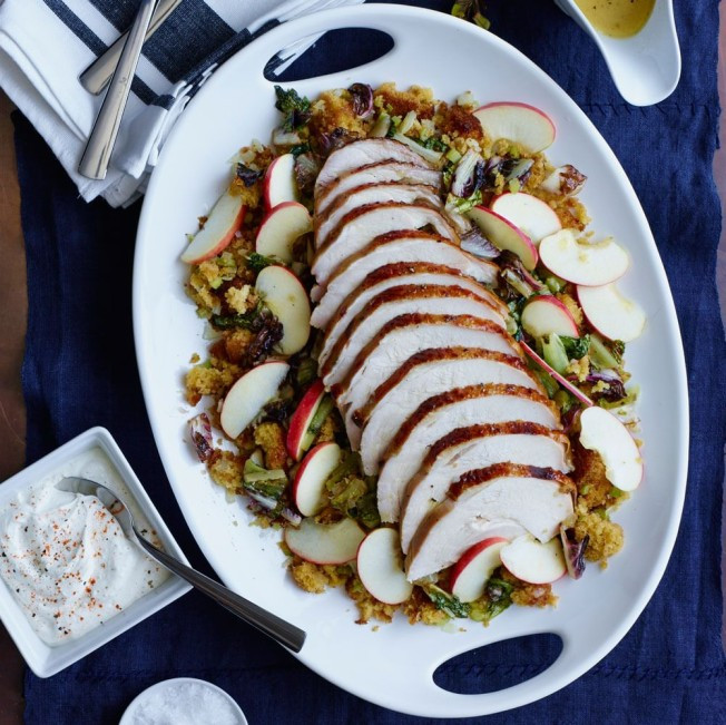 Turkey Breast For Thanksgiving  Best Thanksgiving Turkey Recipes