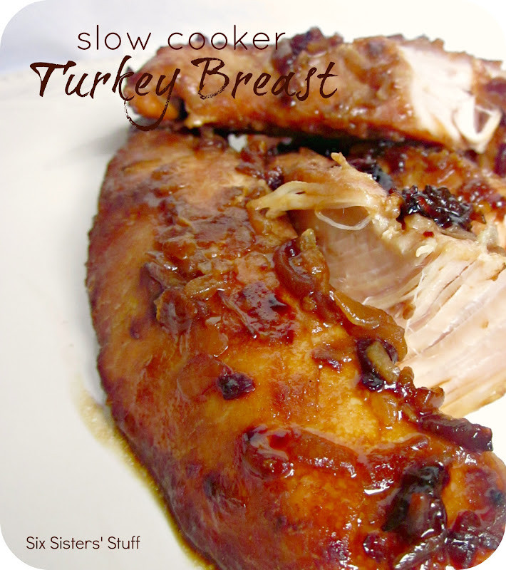 Turkey Breast For Thanksgiving  Slow Cooker Turkey Breast