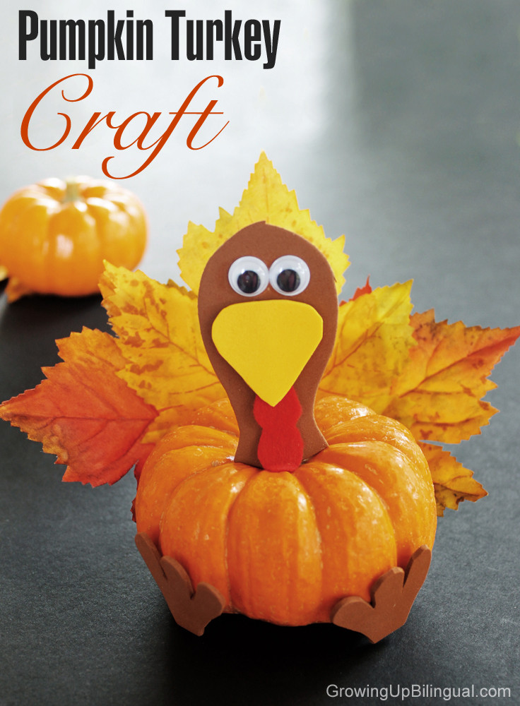 Turkey Crafts For Thanksgiving  Thanksgiving Crafts and Games for Kids The Idea Room