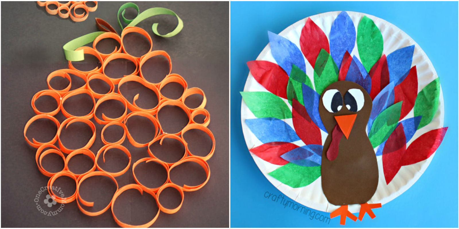 Turkey Crafts For Thanksgiving  33 Easy Thanksgiving Crafts for Kids Thanksgiving DIY