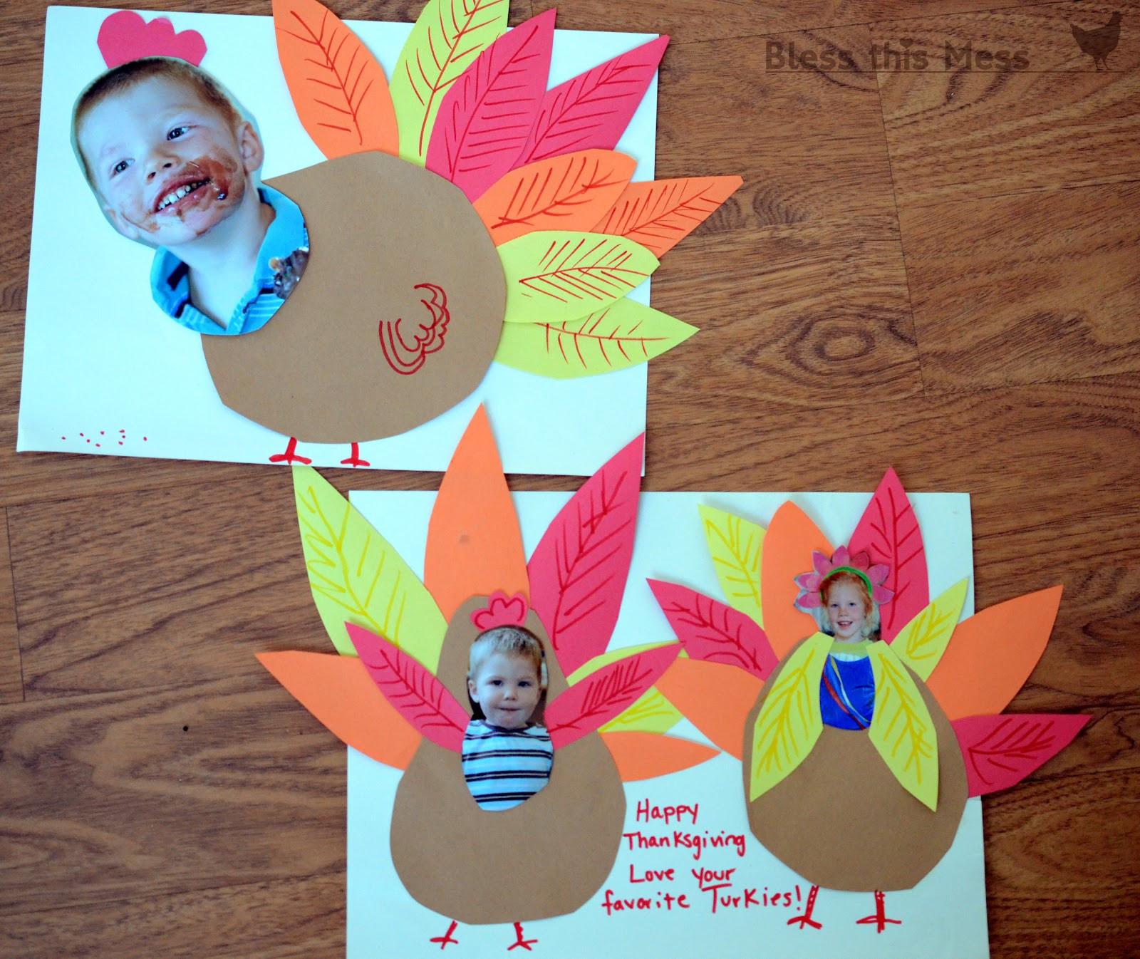 Turkey Crafts For Thanksgiving  Crafts For Kids Kids Crafts Ideas