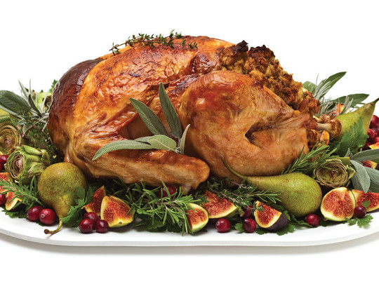 Turkey Delivered Thanksgiving  Try a meal delivery service in Louisville for Thanksgiving