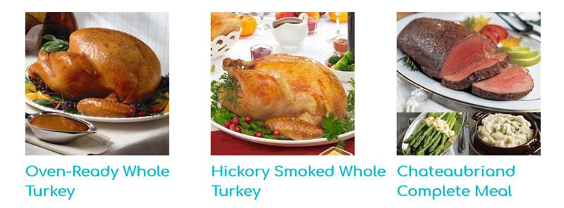 Turkey Delivered Thanksgiving  Enjoy Thanksgiving Dinner Delivered to Your Door with Send