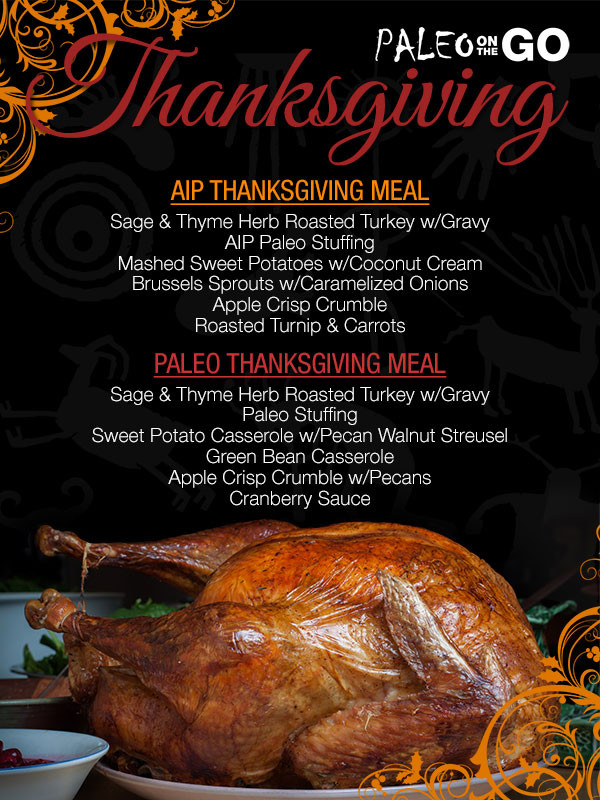 Turkey Delivered Thanksgiving  5 Reasons to Have a Thanksgiving Meal Delivered