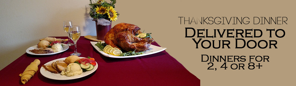 Turkey Delivered Thanksgiving  Bellyfull Dinners The Best Home Cooking without the